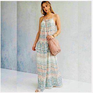 NWT Urban Outfitters Ecote Boho Maxi Dress